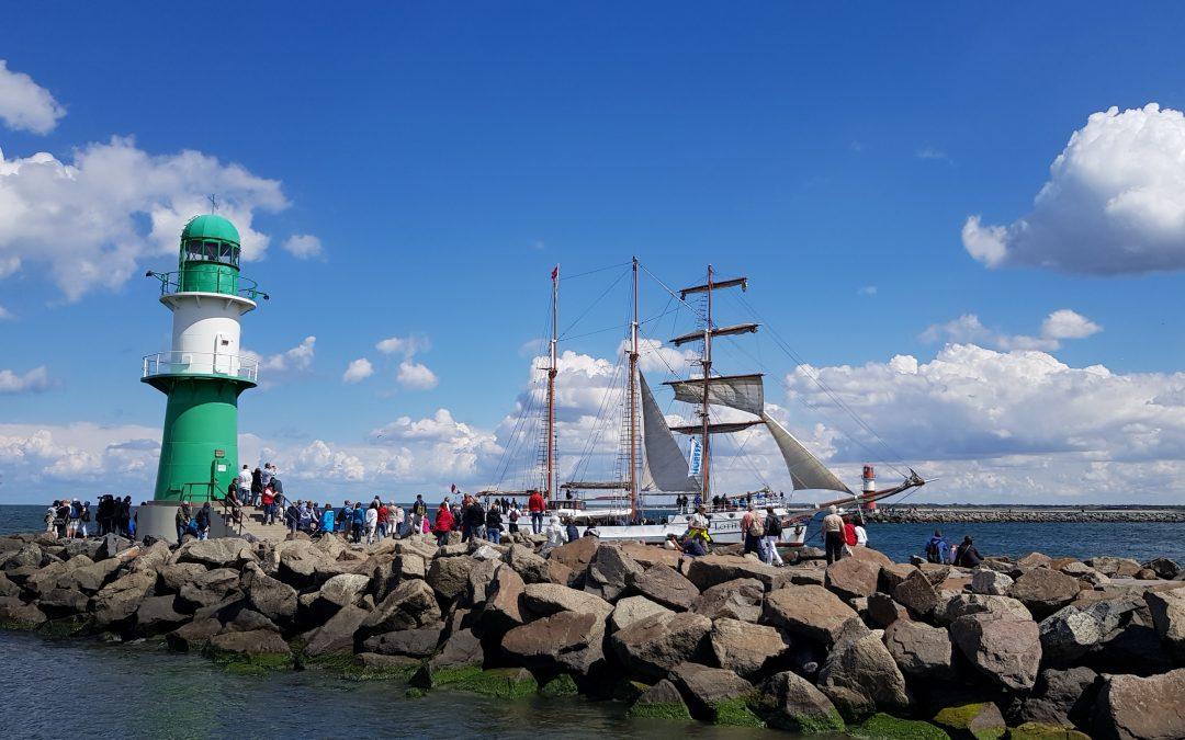Hanse Sail in Rostock und Warnemünde – Nachhaltigkeit geht anders