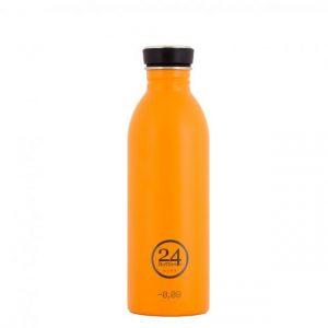 24Bottles Trinkflasche 0,5 Liter total orange