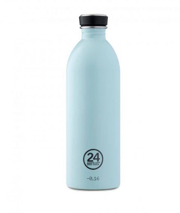 24Bottles Trinkflasche Pastel Cloud Blue 1,0 L