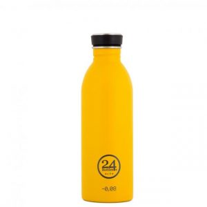 24Bottles Trinkflasche kratzfest 0,5 Liter safari khaki