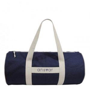 MELAWEAR Backpack Ansvar III blau