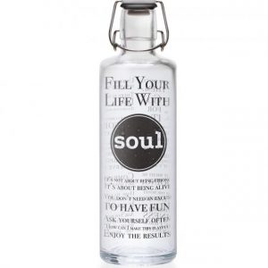 soulbottles Fill your Life with Soul 0,6L