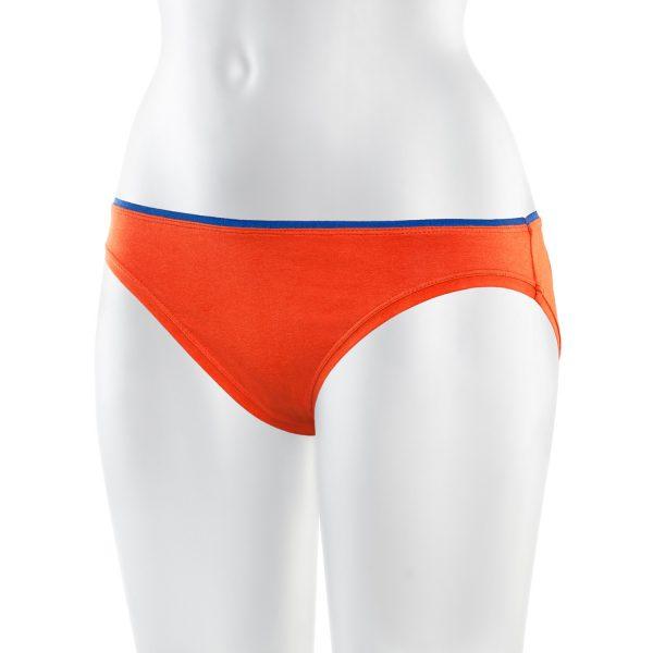 ThokkThokk TT28 Bikini Panty Rust Fairtrade GOTS