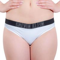 Damen Bikini Slip 610 Classic HR White