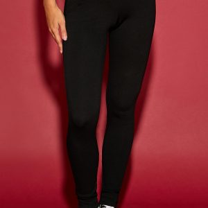 Leggings Basic Punto Jersey