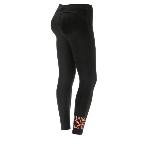 Pantalone 7/8 leggings elasticizzato