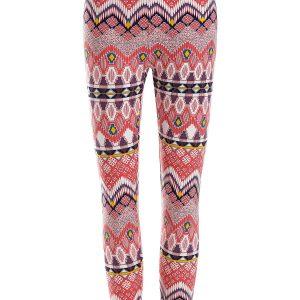 Skinny Patterned Leggings