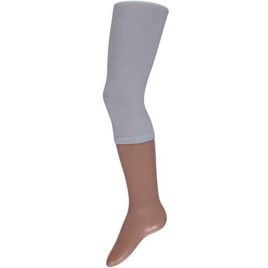 Witte driekwart legging voor meisjes
