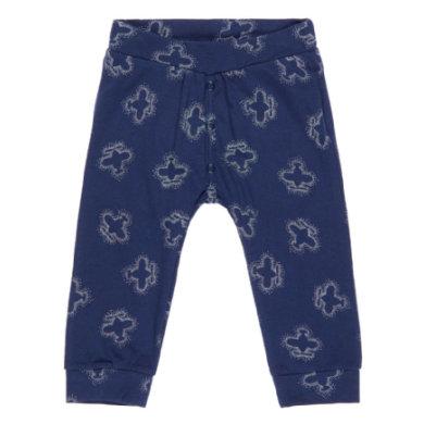 name it Boys Leggings Nbmgiraf dress blues - blå - Gr.Nyfødte (0-6 måneder) - Dreng